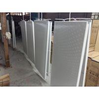 供应深圳坪山区600*600冲孔铝扣板,600*1200白色铝扣板