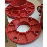 潍坊沟槽管件|潍坊信赢机械(图)|消防沟槽管件