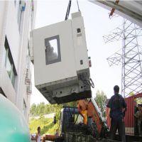 深圳公明吊机吊车迁厂搬厂家公明吊装搬运服务