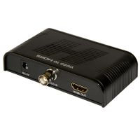 模拟信号转高清信号转换器BNC 转HDMI视频转换器