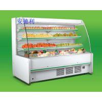安德利水果直角风幕保鲜柜 水果展示风幕柜 质量保证