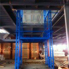 坦诺机械供应天津仓库杂物液压升降货梯/链条式升降平台厂家