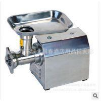 厂家直销12#台式绞肉机 小型设备 厨房家用 量大从优