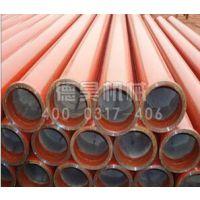 专业生产优质耐磨泵管厂家 技术领先