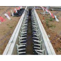 河北衡水宏安牌钢质热浸塑环氧树脂涂层复合电缆桥架电缆支架,钢质新型防腐电缆桥架电缆支架
