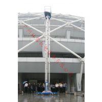 君道超强六柱式高空作业升降机GTWY18-6