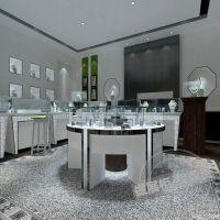 专业的珠宝展柜厂家告诉你,展柜材质工艺的细节点
