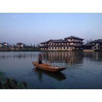 江苏出售小木船养殖船水上手划渔船