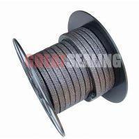 格睿特专业生产碳纤维盘根 高碳纤维盘根 碳素纤维盘根