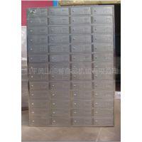 生产不锈钢员工餐具柜 40门/30门多格储物碗柜 厂家直销 定做异性