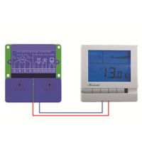 """供应""""科脉""""分体式两芯接线中央空调温控器"""
