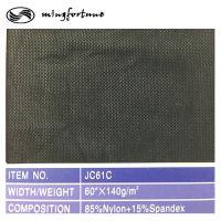 柔软吸湿排汗针织布 环保纬编涤纶针织布 环保纬编锦纶莱卡布