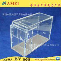 供应亚克力电脑机箱 透明机箱 有机玻璃机箱 电脑机箱批发