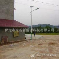 厂家直销 沧州高配置太阳能路灯 5米新农村专业用路灯 工程路灯