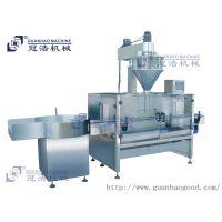 冠浩机械供应GH-F2A全自动粉剂灌装机,热销的粉剂灌装机