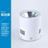 供应赛朗格LED明装筒灯3寸4寸5寸6寸免开孔工程商照筒灯
