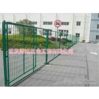 天门厂区隔离用的围栏是用什么做的?咸宁厂房围墙铁网做隔离效果好吗?厂区围栏选购咨询