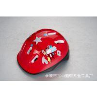 儿童运动护具  护头  骑行头盔 儿童6孔泡沫头盔  轮滑头盔