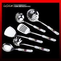 陶瓷柄厨具七件套 全套勺铲子锅铲汤勺厨具套装烹饪工具厨房用品