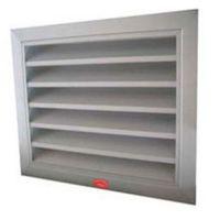 供应双层、单层百叶风口厂家铝合金材质、价格、型号