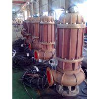 污水污物潜水电泵300QW800-10-37潜水泵排污泵上海开利