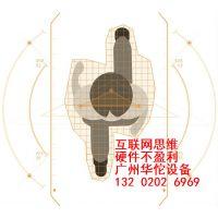 松下品牌wp120系列连锁店顾客统计器安全高效检查店铺来向和纵向k客流量的无线人流统计设备