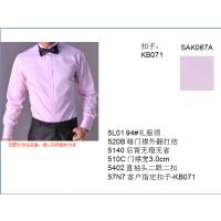 短袖衬衫 夏日的选择 苏州衬衫定制品牌利特豪尔 量身定制 全棉面料 修身版