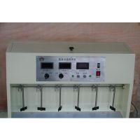 北京精凯达JK23082六孔絮凝搅拌试验仪