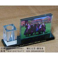 南京同学聚会礼品,水晶相片摆件礼品定做,中学同学聚会礼品