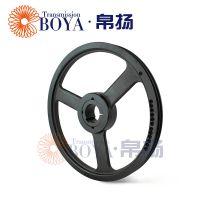 皮带轮生产spa212-02选无锡帛扬锥套皮带轮厂家