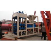 QTY6-15型液压砌块机水泥制砖机 成套设备大型空心砖机打砖机设备