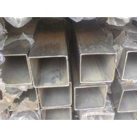 光面304不锈钢矩形管100*25*1.2楼梯扶手装饰管销售批发