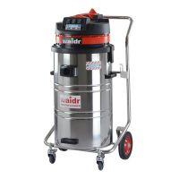 威德尔大型工地吸尘用的吸尘器电瓶式吸灰器 水泥灰尘工业吸尘器
