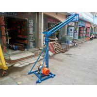 供应0.5吨室外小吊机,便携式电动吊运机,建筑小吊机 现货 保定