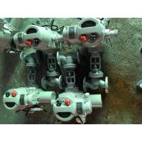 J941H-16C DN150 电动截止阀规格 电动法兰截止阀价格DN100 永嘉精拓阀门厂