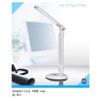 新款热销LED家庭用折叠台灯 时尚创意灯饰 现代简约卧室学习台灯