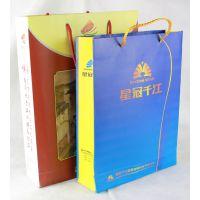 印刷手挽袋 印刷白卡纸手挽袋 印刷手挽袋厂家 专业的手挽袋印刷厂家