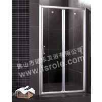 佛山诺乐淋浴房供应淋浴房吊趟门R-026简易淋浴房门配件