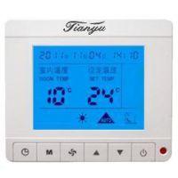 厂家供应 高档触摸屏液晶温控器三速开关 优质开关