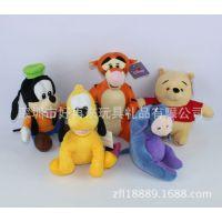 外贸原单玩具总动员Disney迪斯尼毛绒玩具公仔 厂家定做