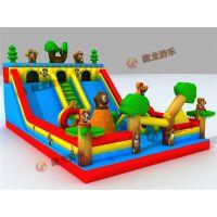 做充气城堡生意注意事项,用于小孩玩耍的气模床/气垫床多少钱一套?