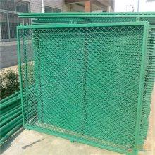 防锈漆钢板网 浸塑钢板网 喷塑防眩网 防腐蚀性好