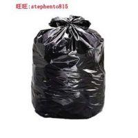 酒店专用黑色平口全新料加厚PE大垃圾袋 环保袋60*80*90*100*110