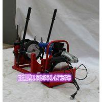 pe管热熔对接机 管件电熔焊机价格 山东创铭供应手动160热熔焊机价格
