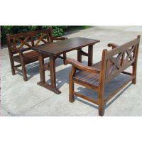 恒丰通供应 防腐木口料加工承接防腐木桌椅安装