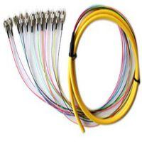 直供耐斯龙3米SC型室内多芯单模束状尾纤 室内阻燃尾纤 可定制