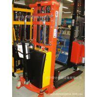 诺力电动叉车  半电动堆高车 SPN1016  电动堆垛机 叉车