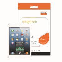 现货供应iPadi镜面可反复粘贴使用防刮抗指纹手机平板电脑保护膜