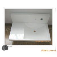 供应欧美畅销精致高品质台盆 艺术台盆 人造石台盆 浴室柜台盆