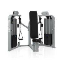 美国必确ft444推举胸肌训练器健身房进口商用器材地产会所企事业单位项目承接